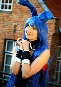 Cosplay-Cover: Kuro Usagi (Blue)