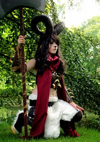 Cosplay-Cover: Satyr