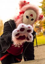 Cosplay-Cover: Mary Heartless   Partial Fursuit  