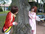 Cosplay-Cover: Sakura Kinomoto Princess (Movie 2)