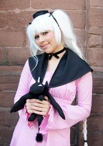 Cosplay-Cover: Roseamanelle Ouka Barsburg