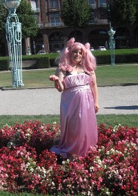 Cosplay-Cover: Prinzessin Chibimoon