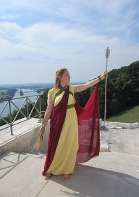 Cosplay-Cover: Demeter