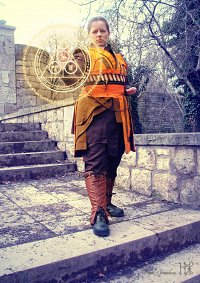 Cosplay-Cover: Kaecilius