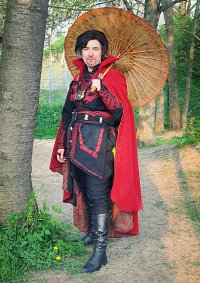 Cosplay-Cover: Doctor Strange (Galarobe)