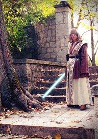 Cosplay-Cover: Jedi-Bibliothekar