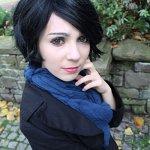 Cosplay: Fem!Sherlock Holmes「BBC|Lolita Fanart」
