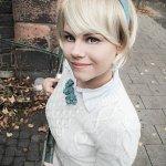 Cosplay: John H. Watson 「♀|BBC|Lolita Fanart」