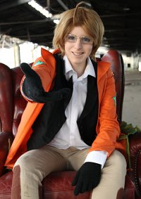 Cosplay-Cover: Alfred F. Jones  【Hetaween 2010】