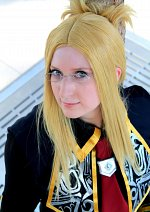 Cosplay-Cover: Quistis Trepe (SeeD Uniform)