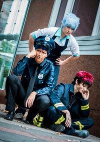 Cosplay-Cover: Aomine Daiki [Police]