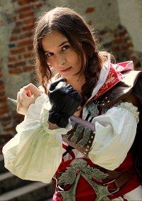 Cosplay-Cover: Ezio Auditore (female)