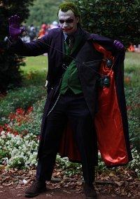 Cosplay-Cover: Joker (Dark Knight/Heath Ledger)