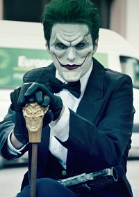 Cosplay-Cover: Joker - Black Version