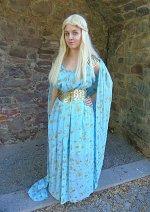 Cosplay-Cover: Daenerys Targaryen (Qarth)