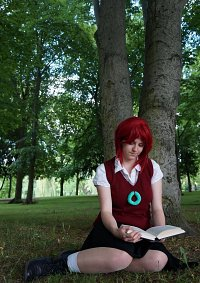 Cosplay-Cover: Chise Hatori (Sommer Version)
