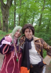 Cosplay-Cover: Elize Lutus