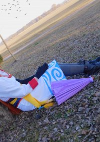 Cosplay-Cover: Future Kagura [Gintama]