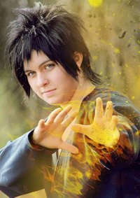 Cosplay-Cover: Madara Uchiha (Kid)