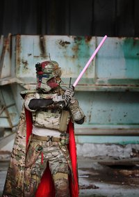 Cosplay-Cover: Star Wars Phase 2 Modern Clone