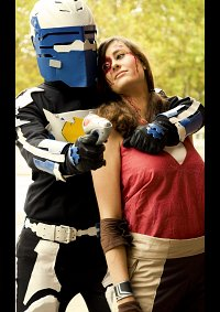 Cosplay-Cover: Ellie Langford [Dead Space 2]
