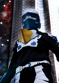 Cosplay-Cover: Isaac Clarke [Advanced Suit] [Dead Space 2]