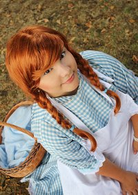 Cosplay-Cover: Dorothy » Marvel