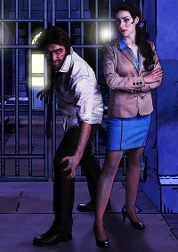 Cosplay-Cover: Bigby [Fables / The Wolf Among Us]