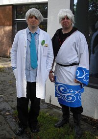 Cosplay-Cover: Gintoki