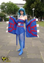 Cosplay-Cover: Kyogre