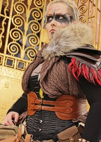 Cosplay-Cover: Barbara, die Barbarin