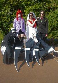 Cosplay-Cover: Uchiha Sasuke [Weddingdress]