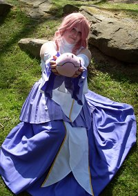 Cosplay-Cover: Lacus Clyne ( Basic )