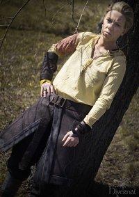 Cosplay-Cover: Ser Jorah Mormont (Jorah macht Randale)