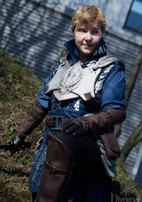 Cosplay-Cover: Alistair Theirin (Inquisition)