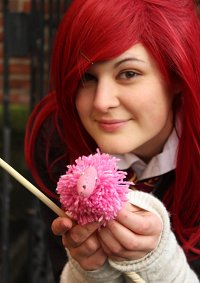 Cosplay-Cover: Ginny