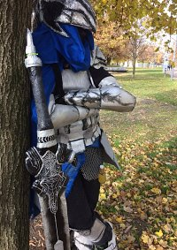 Cosplay-Cover: Artorias of the Abyss