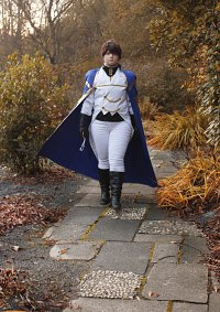 Cosplay-Cover: Suzaku Kururugi (Knight of Seven)