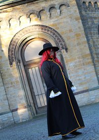 Cosplay-Cover: Cross Marian