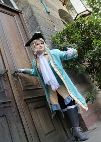 Cosplay-Cover: Francis Bonnefoy (Children's Day)