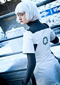 Cosplay-Cover: GLaDOS: Genetic Lifeform and Disk Operating System