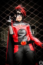 Cosplay-Cover: Red Mist【Kick-Ass】