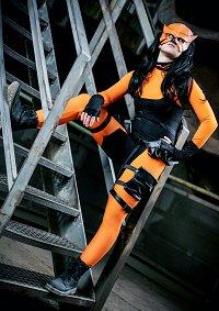 Cosplay-Cover: Tigress (Artemis Crock)