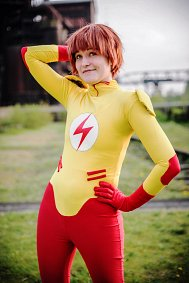Cosplay-Cover: Kid Flash (Wally West)