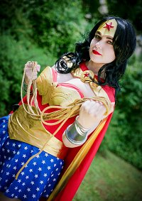 Cosplay-Cover: Diana Prince