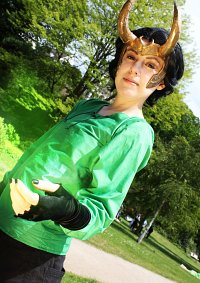 Cosplay-Cover: Loki ~zivil~[Agent of Asgard]