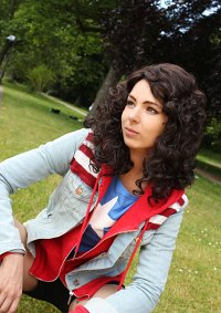 Cosplay-Cover: America Chavez