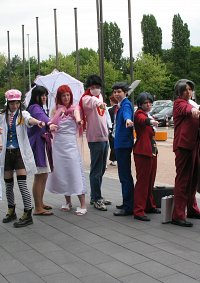 Cosplay-Cover: Phoenix Wright-Student