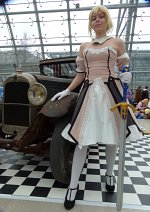 Cosplay-Cover: Saber Lily