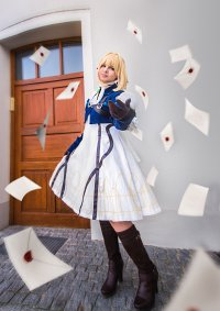 Cosplay-Cover: Violet ~*Auto Memories doll*~